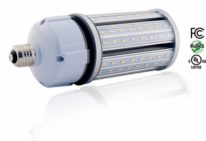 45W LED Corn Lamp - HID Replacement Equivalent to 175W HPS/HID/MH or CFL