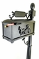 Curbside Mailbox with Cast Horse and Buggy Package - MB300