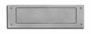 Stainless Steel Mail Slot (rear only)