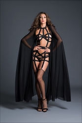 Adore A1029 Deliciously Playful Corselette With Garters