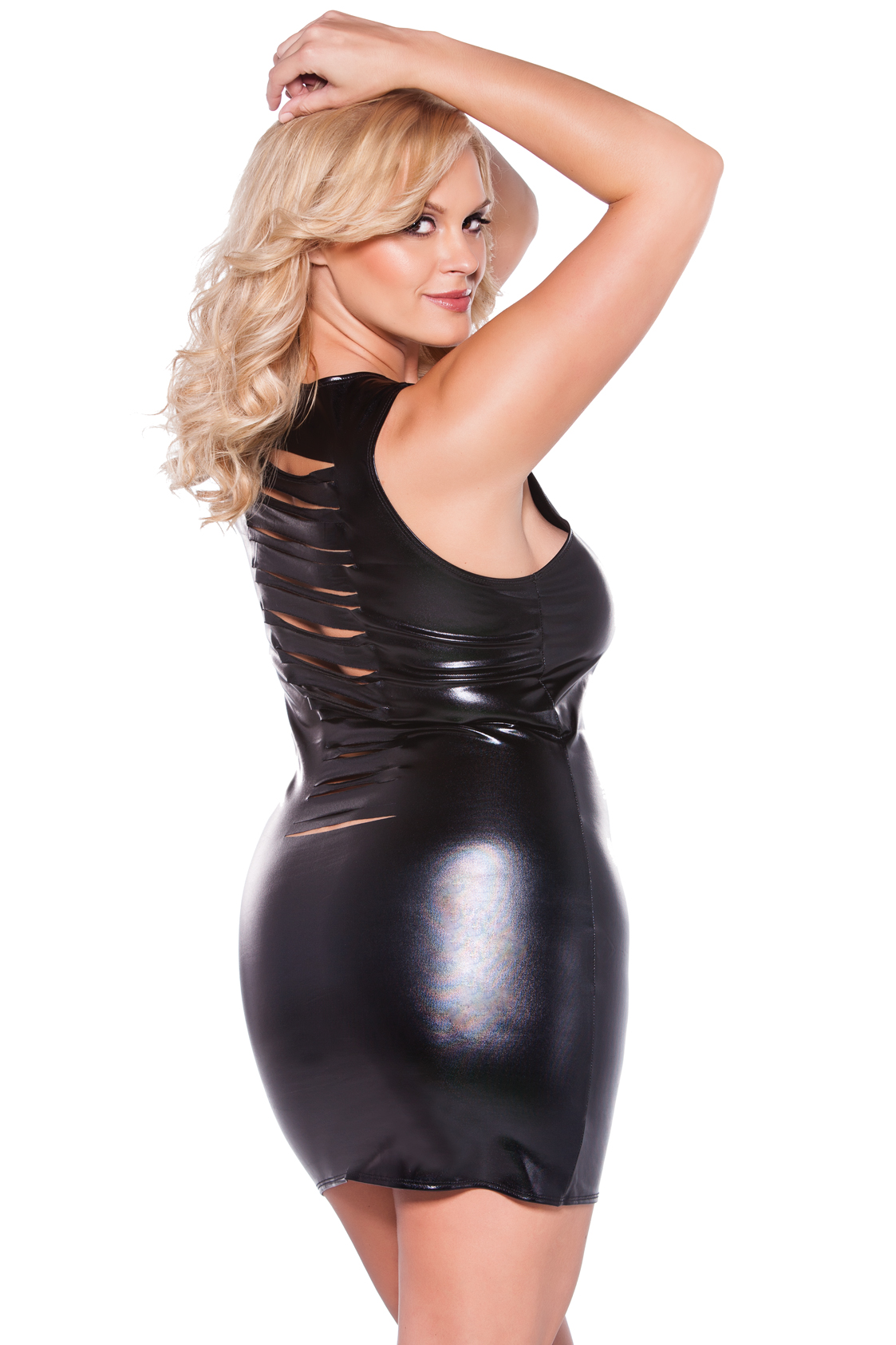 clothing pvc Plus size