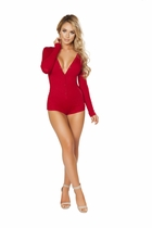 Cozy & Comfy Sweater Romper