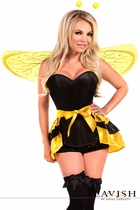 Daisy LV-405 Lavish 4 PC Queen Bee Costume