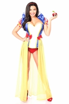 Daisy LV-438 4 PC Snow Princess Costume