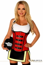 Daisy TD-405 Top Drawer Five Alarm Firegirl Costume