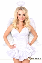 Daisy TD-910 Top Drawer Innocent Angel Corset Dress Costume