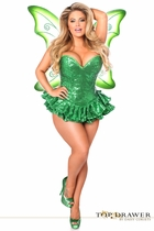Daisy TD-929 Top Drawer Sequin Fairy Corset Dress Costume
