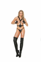 Elegant Moments L9785 Leather Harness