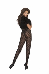 Elegant Moments 1764 Sexy Lace Leggings