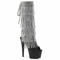 Pleaser Adore-2024RSF Knee High Boot