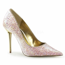 Pleaser Appeal-20G Pointed Toe Pump