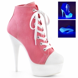 Pleaser Delight-600SK-02 Exotic Dancer Shoe