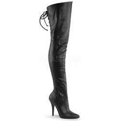 Pleaser Legend-8899 Thigh High Boots