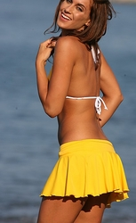Flirty Flip Swimwear Cover-Up Skirt 5 Colors