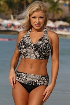Ujena Safari Curves Minimizer Swimwear