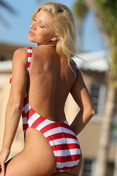 Ujena American Flag Double Dip