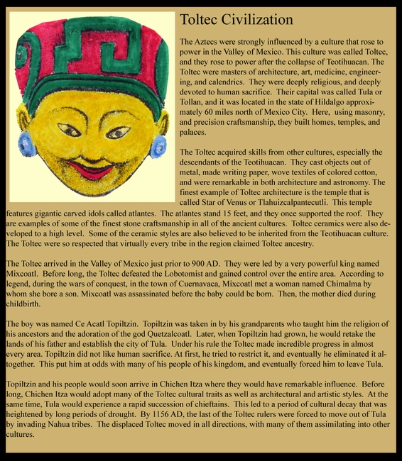 Ancient Toltec Civilization