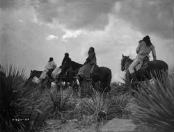 Before the Storm, Apaches