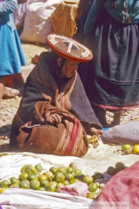 Inca Fruit Vendor