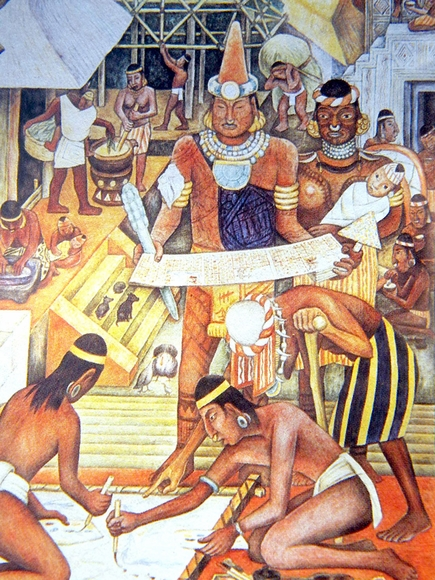 Origins of the Aztec