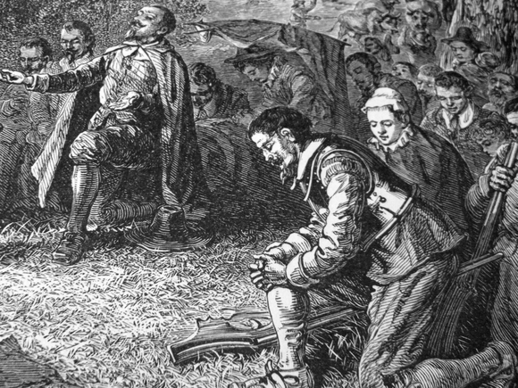 Puritans and the Thirteen Colonies