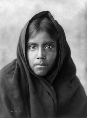 Qahatika Water Girl, Arizona