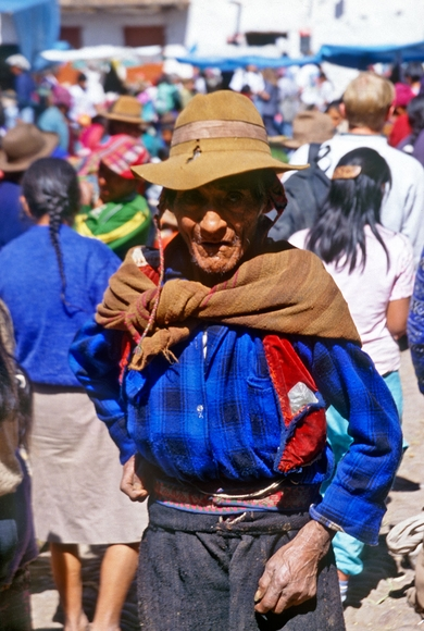 Sacred Valley Farmer