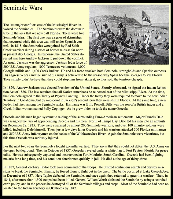 Seminole Wars