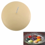 """1.75"""" Champagne Candle Floats Floating Candles, Set of 20"""