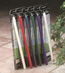 """10"""" Six Elements Taper Candles, 6 Color Choices"""