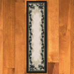 2' x 8' Noble Pines Natural Nature Rectangle Runner Rug