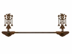 "27"" Yei Metal Towel Bar"