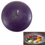 """3"""" Purple Candle Floats Floating Candles, Set of 16"""