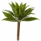 """32"""" Agave Silk Plant with Stem"""