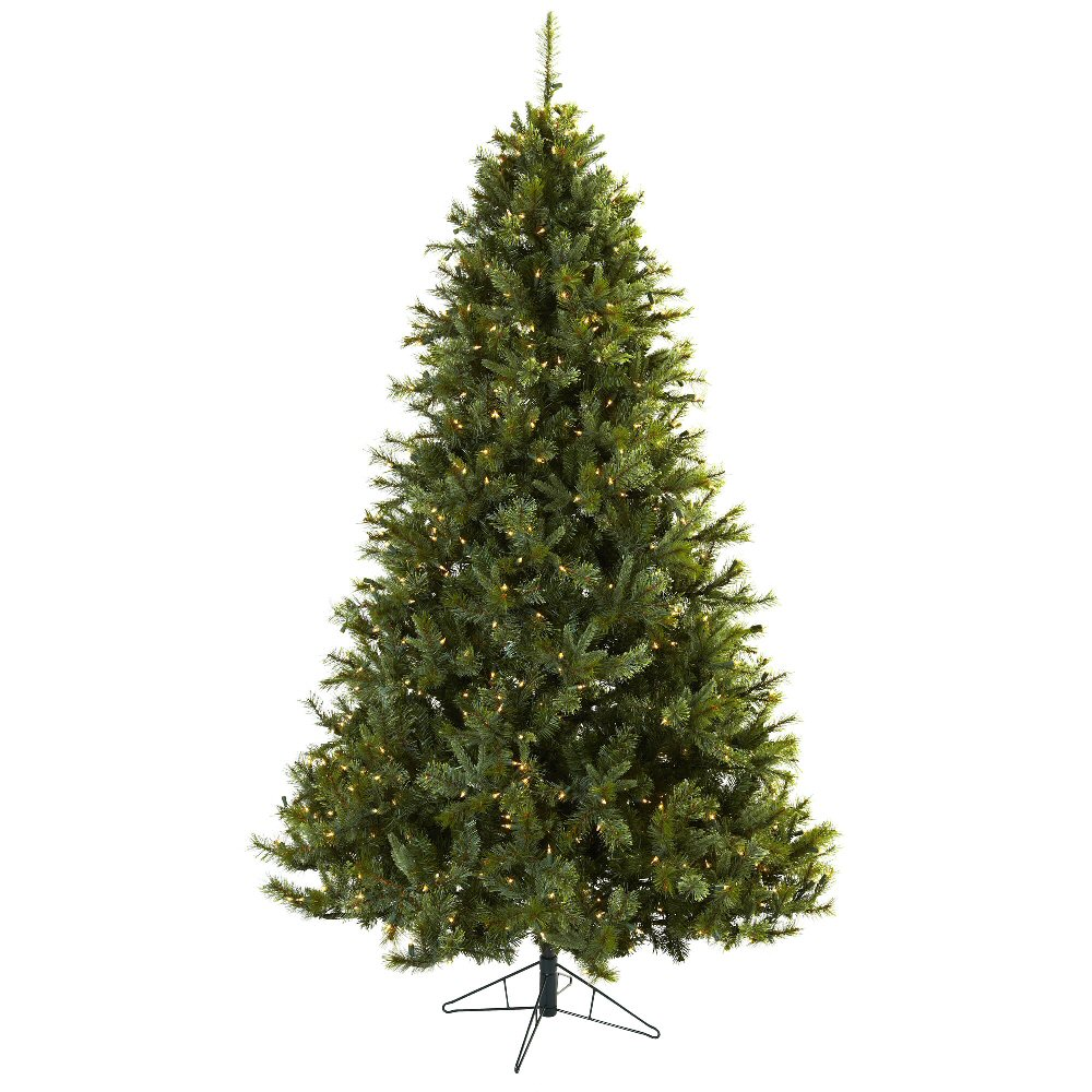 7 5 39 Majestic Multi Pine Artificial Christmas Tree With