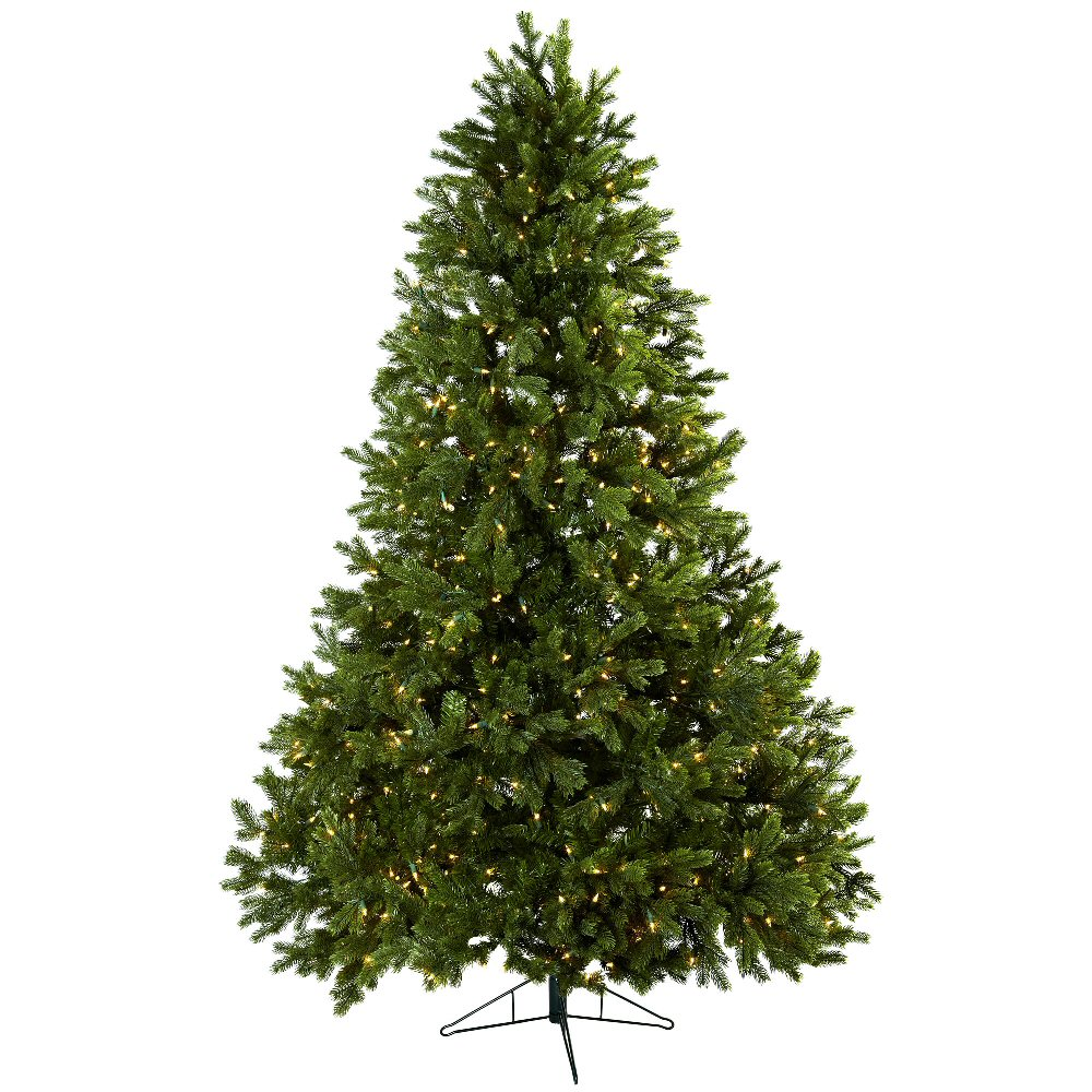 7 5 39 Royal Grand Artificial Christmas Tree With Clear