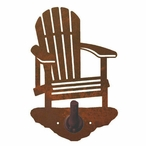 Adirondack Chair Metal Robe Hook