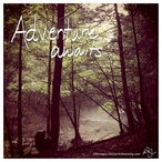Adventure Awaits Absorbent Beverage Coasters, Set of 12