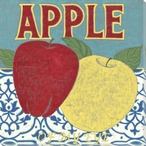 Apple of My Eye Wrapped Canvas Giclee Print Wall Art