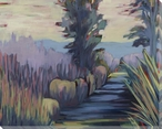 Arcadia Path Wrapped Canvas Giclee Print Wall Art