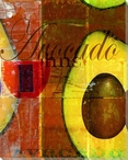 Avocado Press Proof Wrapped Canvas Giclee Print Wall Art