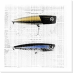 Bait and Switch 2 Wrapped Canvas Giclee Print Wall Art
