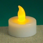 Battery Operated Tea Light Candles, Set of 12