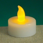 Battery Operated Tea Light Candles, Set of 72