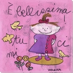 Bellissima Wrapped Canvas Giclee Print Wall Art
