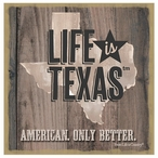 Better American Beverage Coasters by Life Is Country, Set of 12