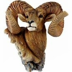 Bighorn Sheep Sculptures