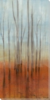 Birch Forest I Wrapped Canvas Giclee Print Wall Art