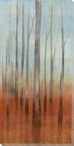 Birch Forest II Wrapped Canvas Giclee Print Wall Art