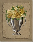 Bouquet Flowers II Wrapped Canvas Giclee Print Wall Art